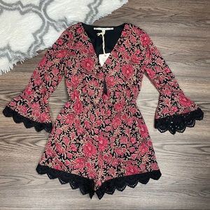 NWT Chelsea & Violet Romper Size Small